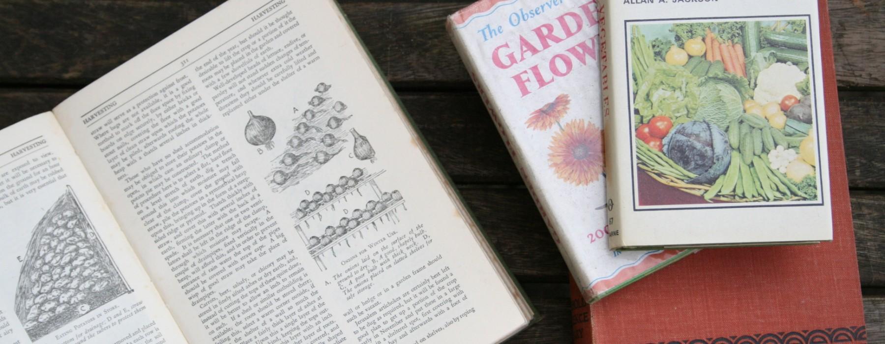 My Gardening Book List