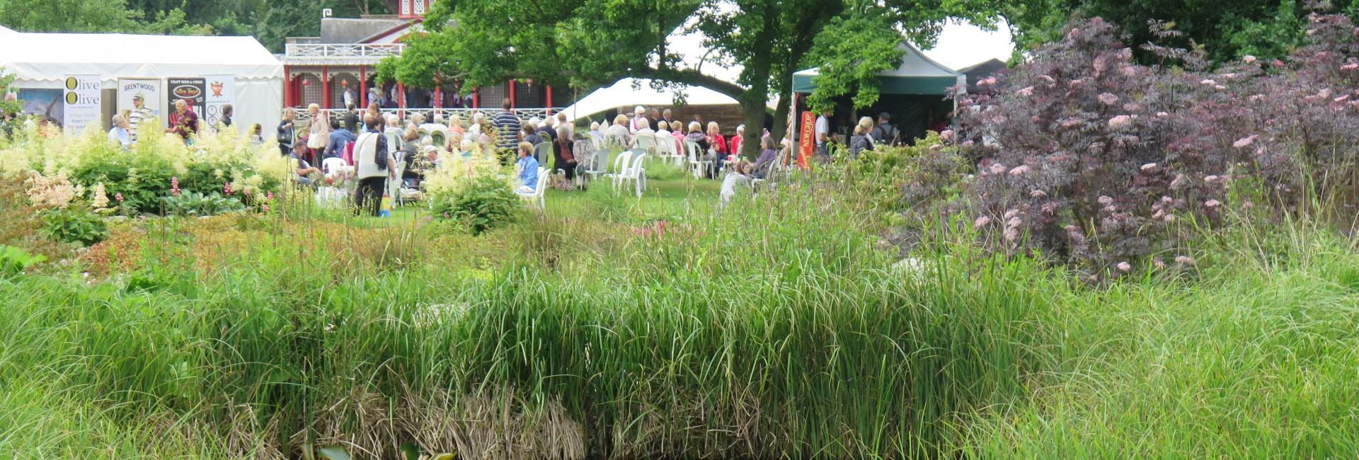 Woburn Abbey Garden Show