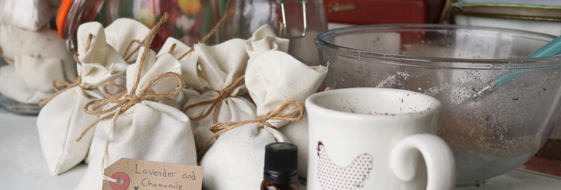 Herbal Bath 'Tea Bags'