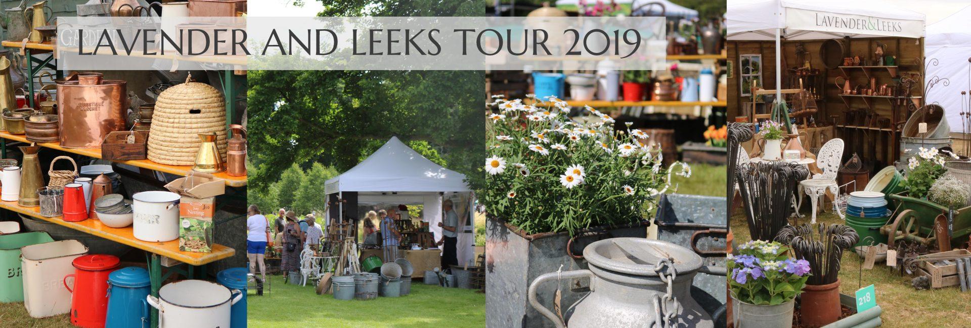 Lavender and Leeks Tour 2019