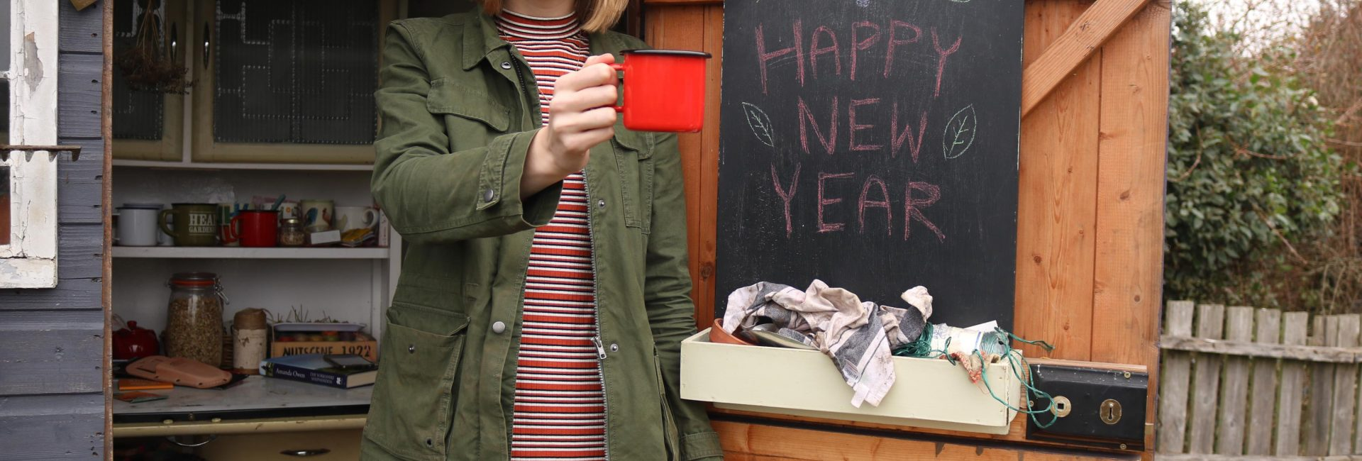 A brand new year and a brand new me…