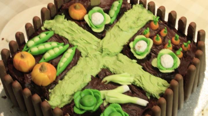 A Gardener's Birthday