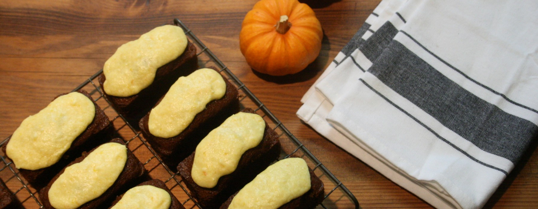 Homegrown and Homemade: Pumpkin Cakes