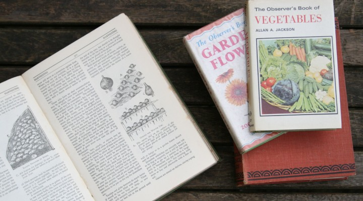 My Gardening Book List