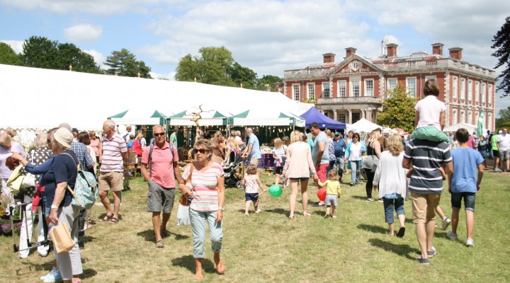 The Garden Show at Stansted Park