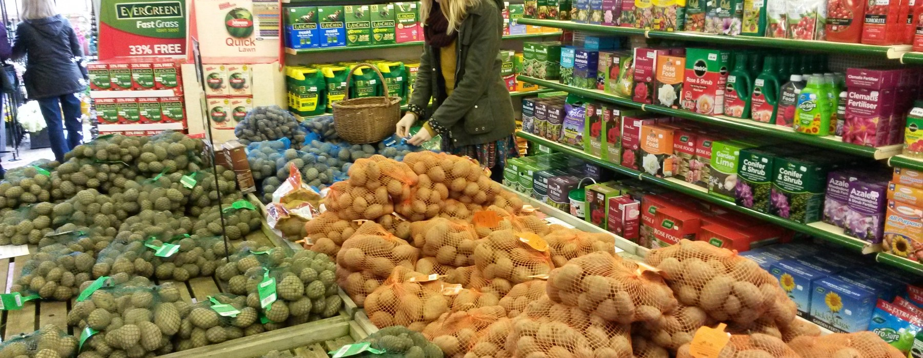 Potato Shopping