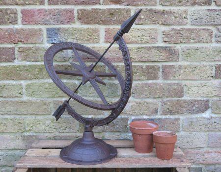 Armillary Sundial – Large