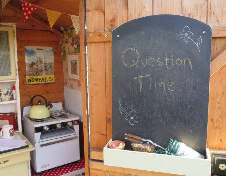 Question Time – Episode One