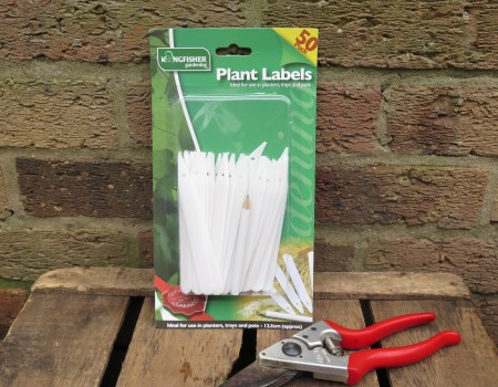 Pack of 50 Plant Labels