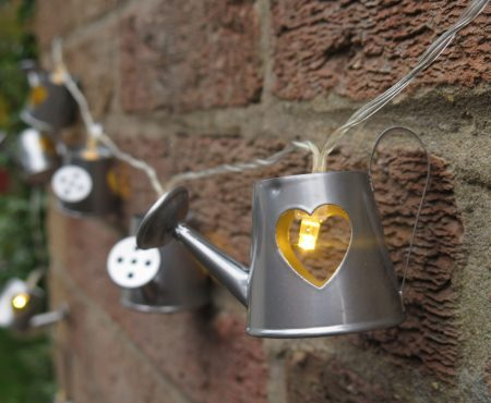 Light up your Garden for Christmas