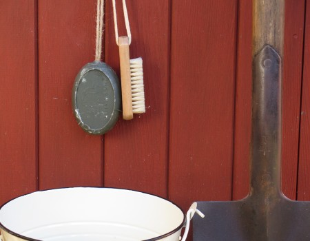 Gardener's Soap and Brush Set