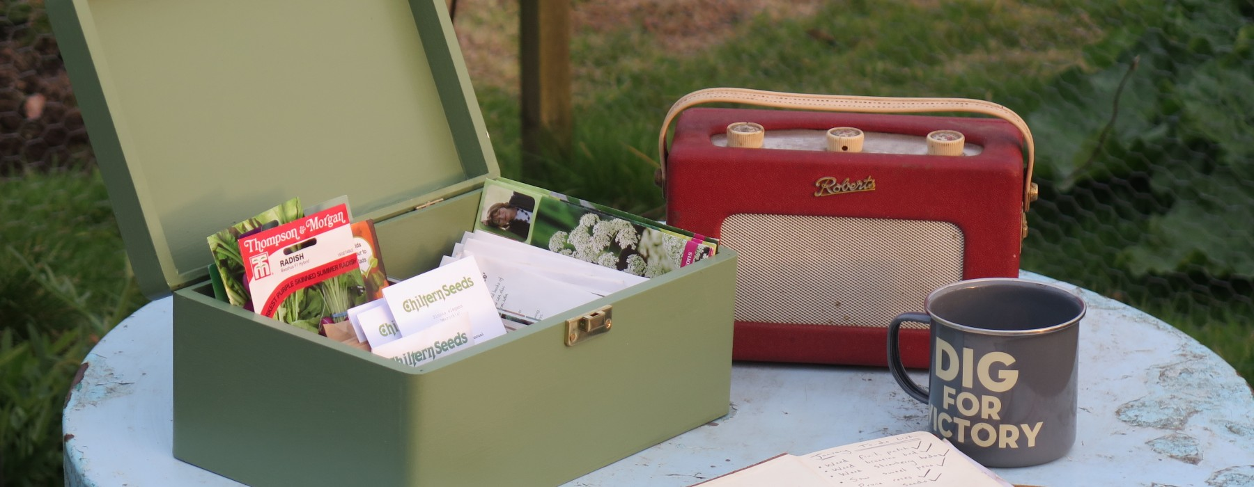 The Mighty Seed Box (and Giveaway!)