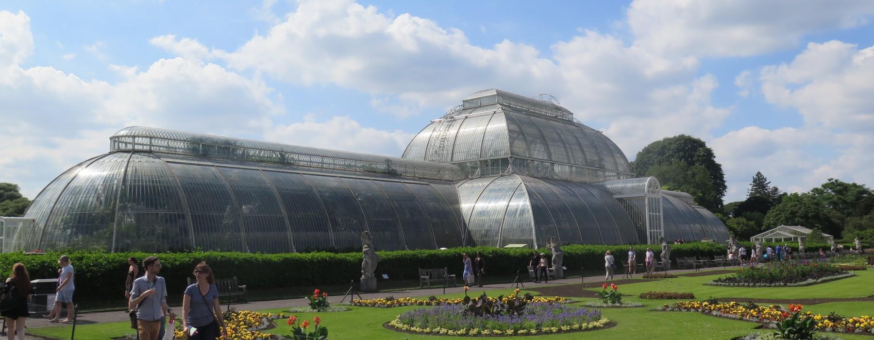Adventures at Kew Gardens