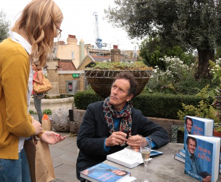 The Monty Don Book Launch!