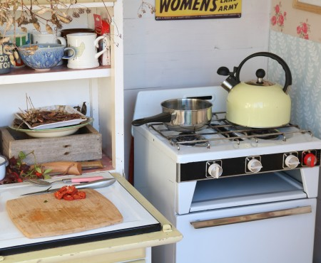 The Allotment Kitchen is Back!