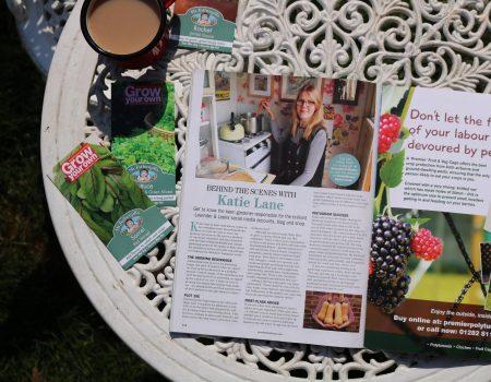 Grow Your Own Magazine!