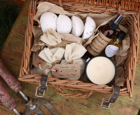 Handmade Beauty Hamper