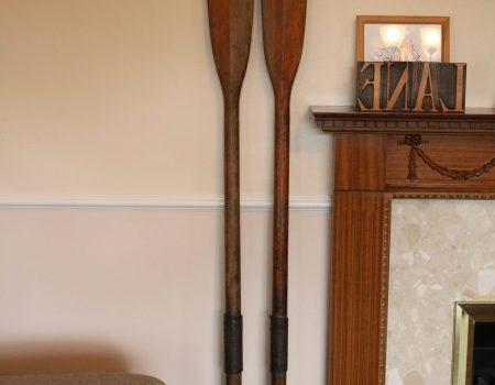 Wooden Oars #6
