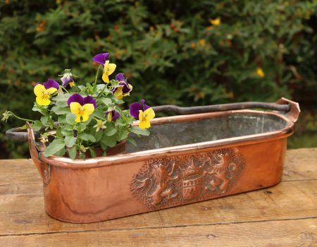 Small Copper Trough #1