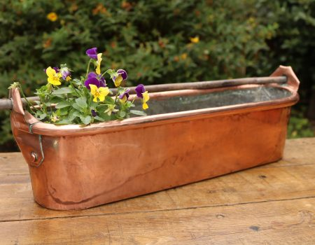 Medium Copper Trough #2