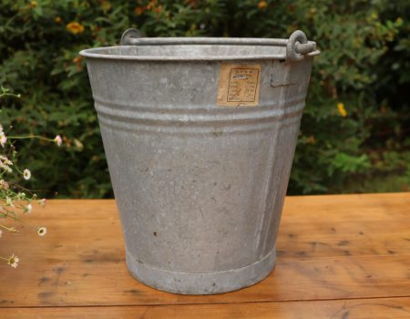 Galvanised Bucket #6
