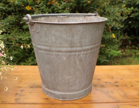 Galvanised Bucket #7