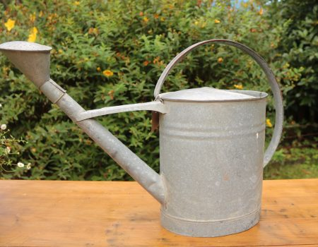 Galvanised Watering Can #2