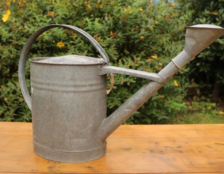 Galvanised Watering Can #3