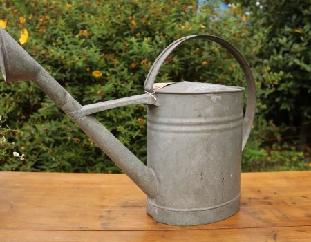 Galvanised Watering Can #4