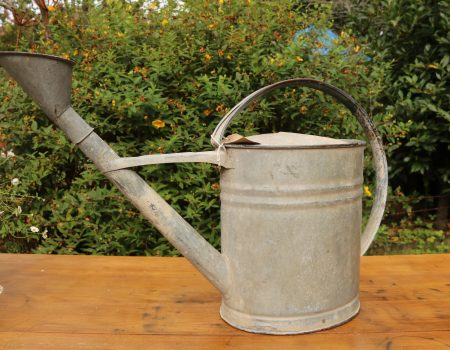 Galvanised Watering Can #6