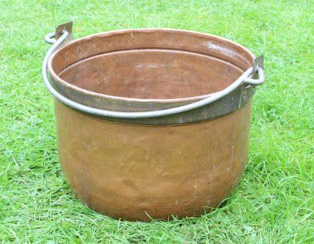 Copper Cauldron #1