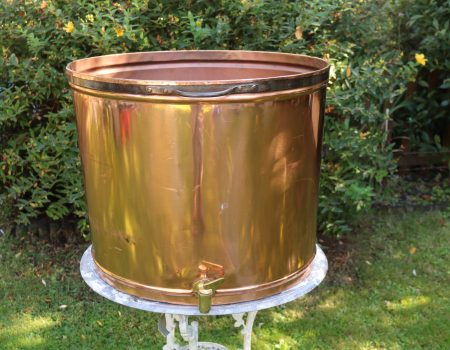 Copper Tub #6