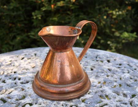 Copper Jug #12