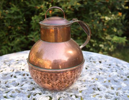 Copper Jug #13
