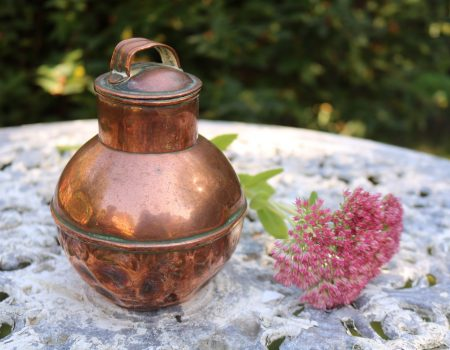 Copper Pot #14