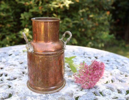 Small Copper Churn #16