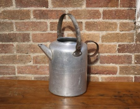 Large Aluminium Teapot #1