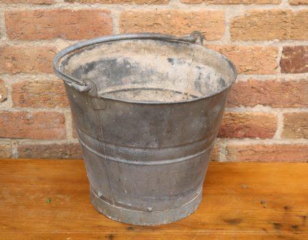 Galvanised Bucket #9