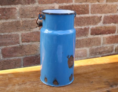 Blue Enamel Churn #5