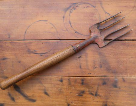 Hand Fork #4