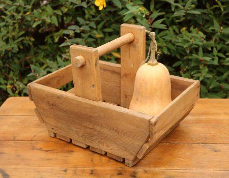 Wooden Trug #1