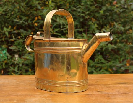 Brass Water Can #28