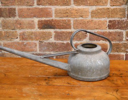 Galvanised Watering Can #35