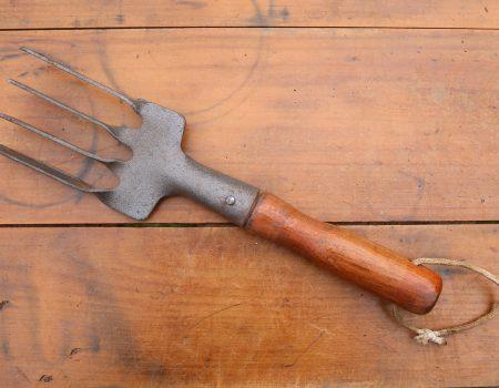 Hand Fork #7