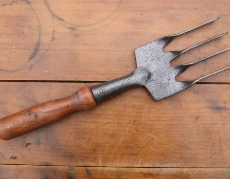 Hand Fork #8