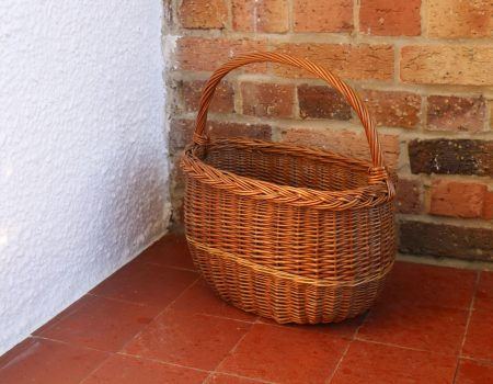 Wicker Basket #2