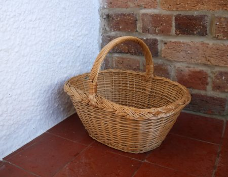 Wicker Basket #4