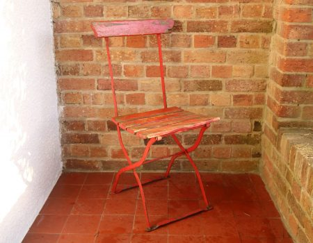Garden Chair #1
