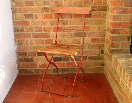 Garden Chair #2