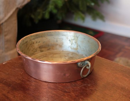 Copper Dish #1